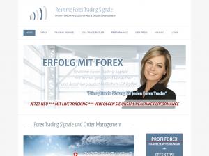 Erfolg mit Forex