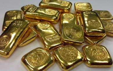 Gold handeln