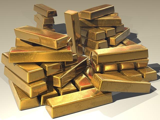 Dollar leidet unter Behördenpause   Goldpreis im Höhenflug